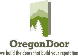 Oregon Door we build the doors that build your reputation